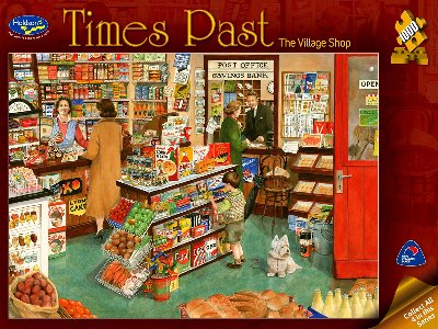 TIMES PAST 2,VILLAGE SHOP 1000