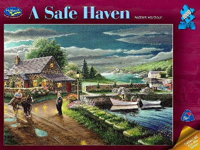 SAFE HAVEN,HIDDEN HARBOUR 1000