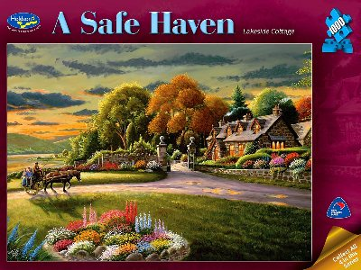 SAFE HAVEN, LAKESIDE COTTAGE