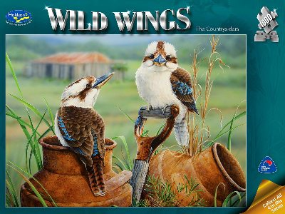 WILD WINGS, COUNTRYSIDERS 1000