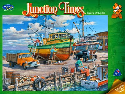 JUNCTION TIMES SISTERS o/t SEA
