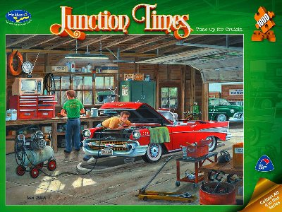 JUNCTION TIMES TUNE UP 1000pc