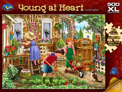 YOUNG AT HEART 500XL FARMHOUSE