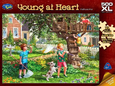 YOUNG AT HEART 500XL TREEHOUSE