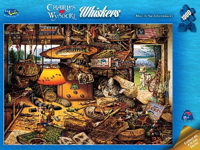 WYSOCKI WHISKERS MAX 1000pc