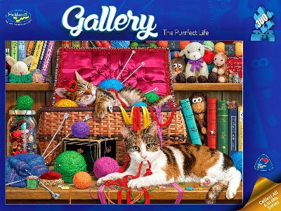 GALLERY PURRFECT LIFE 300pcXL