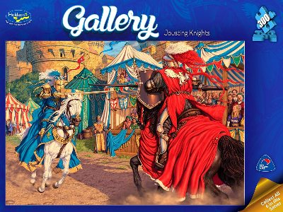 GALLERY JOUSTING KNIGHTS 300XL
