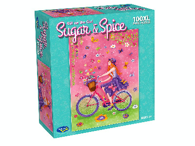 SUGAR & SPICE GIRL ON GO 100XL