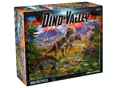 DINO VALLEY GATHERING 100XL
