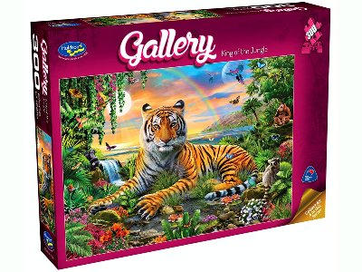 GALLERY 4 KING OF JUNGLE 300XL