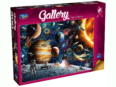 GALLERY 4 SPACE ODYESSY 300XL