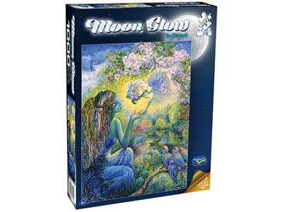 MOON GLOW THE MESSENGER 1000pc