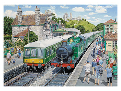 AT THE STATION 500XL CORFE CSL