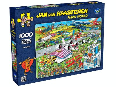 VAN HAASTEREN AIR SHOW 1000pc