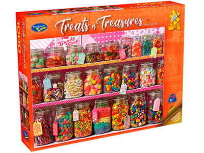 TREATS'N'TREASURES 2 CANDY CTR