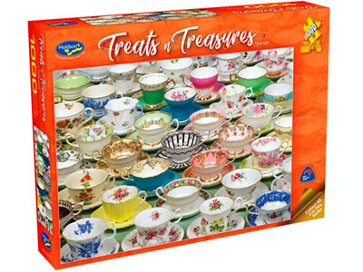 TREATS'N'TREASURES 2 TEACUPS