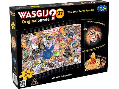 WASGIJ? ORIGINAL 27 PARTY 1000