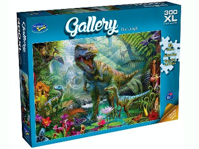 GALLERY 5 DINO JUNGLE 300XL