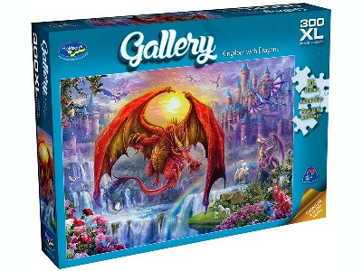 GALLERY 5 KINGDOM DRAGONS300XL