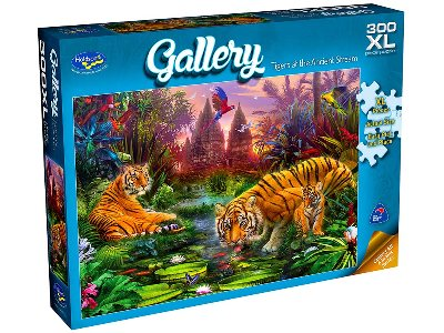 GALLERY 5 TIGERS STREAM 300XL