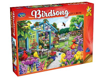 BIRDSONG GREENHOUSE PATH 1000p