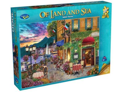 OF LAND & SEA 2 ITALIAN FASCIN