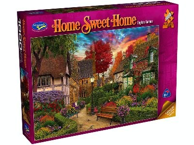 HOME SWEET HOME 2 ENGLISH GRDN