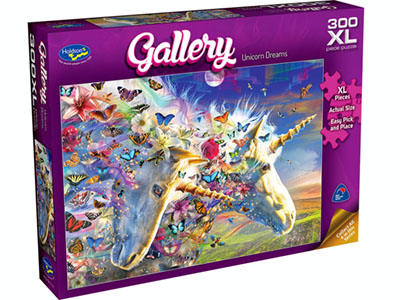 GALLERY 6 UNICORN DREAM300pcXL