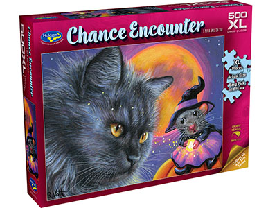 CHANCE ENCOUNTER SPELL 500pcXL