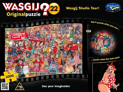 WASGIJ? 22 STUDIO TOUR 1000pc
