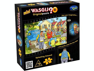WASGIJ? MINI #8 100pc SPLASHNG