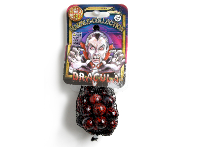 MARBLES, Bag of 20+1, DRACULA