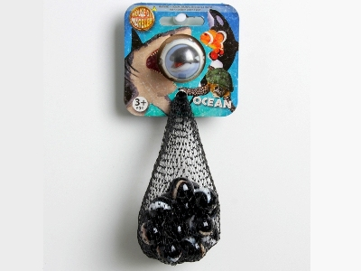 MARBLES, Bag of 18+1, ORCA