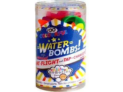 WATER BOMBS, Pack of 100
