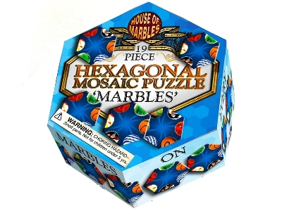 HEXAGONAL TILE PUZZLE