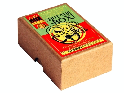 LITTLE BOX GAMES - SHUT t/BOX