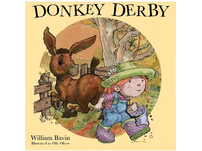 DONKEY DERBY MINI BOARD BOOK