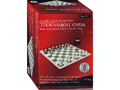 CHESS SET,TOURNAMENT,VINYL MAT