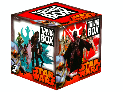 TRIVIA BOX - STAR WARS