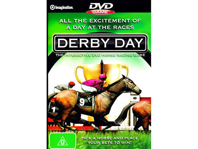 DERBY DAY DVD GAME (DVD Case)