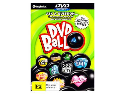 DVD BALL (DVD Case)