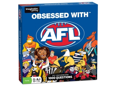 OBSESSED WITH AFL (Footy Show)