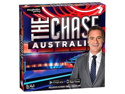 THE CHASE AUSTRALIA ** TV **