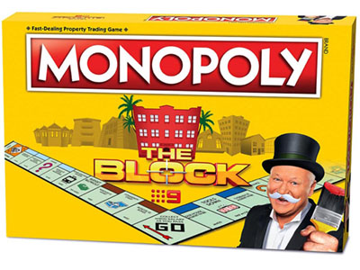 MONOPOLY - THE BLOCK