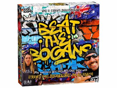 BEAT THE BOGANS Board Game