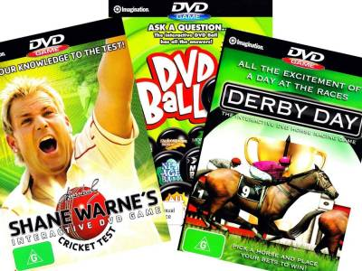 DVD CASE PACKAGE DEAL Set of 3