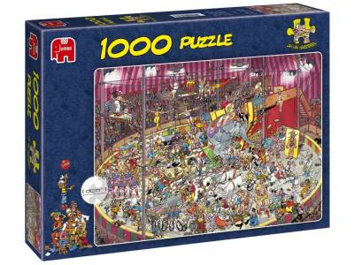 JVH THE CIRCUS 1000pc