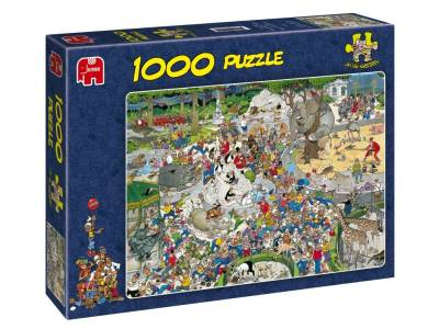 JVH THE ZOO 1000pc