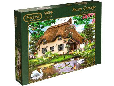 SWAN COTTAGE 500pc