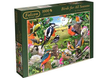 BIRDS FOR ALL SEASONS 1000pc